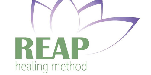 REAP healing method logo
