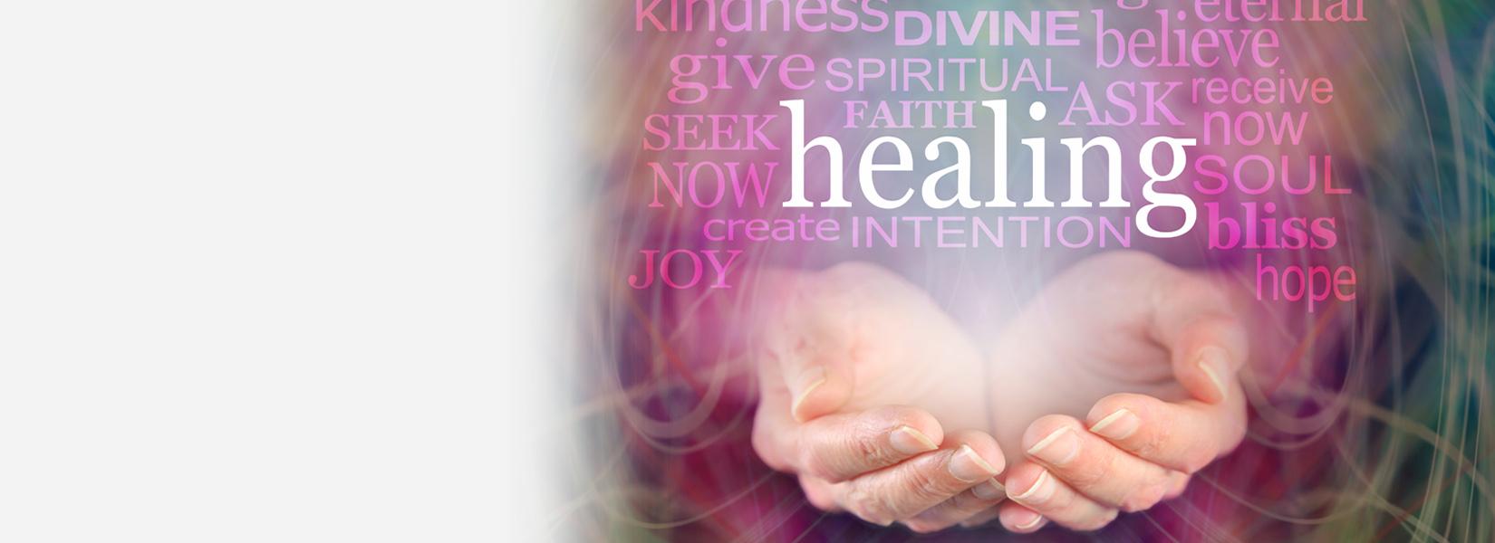 inspirational panel - healing